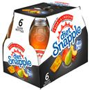 Snapple Diet Bret's Blend Tea Trop-A-Rocka 6 Pack