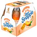Snapple Diet Peach Tea 6 Pack