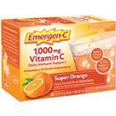 Emergen-C Super Orange Flavor Dietary Supplement 30-0.32 oz Packets
