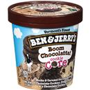 Ben & Jerry's Boom Chocolatta! Cookie Core Ice Cream