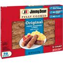 Jimmy Dean Fully Cooked Original Links Pork Sausage 8Ct