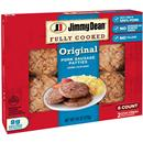 Jimmy Dean Original Patties Pork Sausage 8Ct