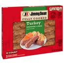 Jimmy Dean Fully Cooked Links Turkey Sausage 12Ct