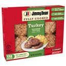 Jimmy Dean Fully Cooked Patties Turkey Sausage 8Ct