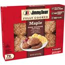 Jimmy Dean Maple Pork Patties Sausage 8Ct