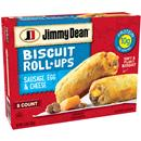 Jimmy Dean Biscuit Roll Ups Sausage, Egg and Cheese 8Ct