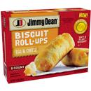 Jimmy Dean Egg and Cheese Biscuit Roll-Ups 8Ct