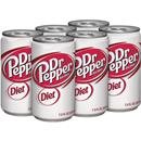Diet Dr Pepper 6 Pack