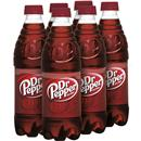 Dr Pepper Soda 6 Pack