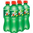7UP Soda 6 Pack