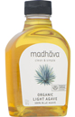 Madhava Agave Nectar Light 100% Pure Blue Agave Sweetener
