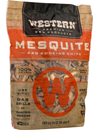 Western Premium BBQ Products Mesquite BBQ Smoking Chips