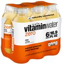 Glaceau VitaminWater Zero Rise Orange 6Pk
