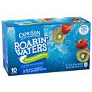 Capri Sun Roarin&#39 Waters Strawberry Kiwi Flavored Water Beverage 10Pk