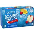 Capri Sun Roarin&#39 Waters Flavored Water Beverage Fruit Punch 10Pk