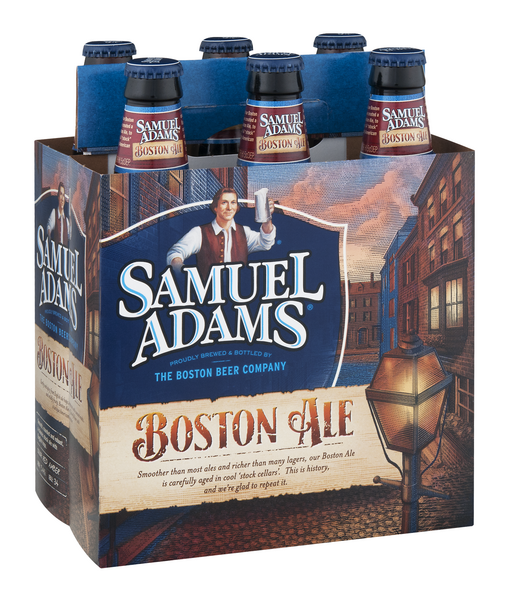 Samuel Adams Boston Ale 6 Pack
