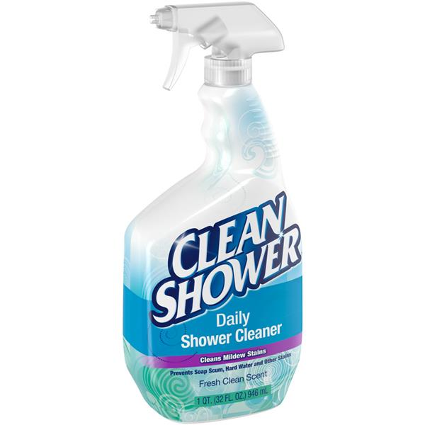 Clean Shower Daily Shower Cleaner Fresh Clean Scent | Hy Vee Aisles Online  Grocery Shopping