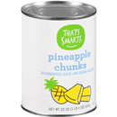 That's Smart! Pineapple Chunks In Pineapple Juice