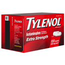 Tylenol Extra Strength Acetaminophen 500mg Caplets