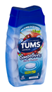 Tums Smoothies Extra Strength 750 Berry Fusion Chewable Tablets