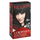 Revlon ColorSilk 10 Black Permanent Haircolor