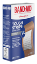 Band-Aid Tough Strips Extra Large All One Size Adhesive Bandages