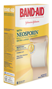 Band-Aid with Neosporin Extra Large Adhesive Bandages All One Size