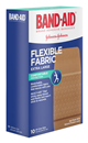Band-Aid Flexible Fabric Extra Large All One Size Adhesive Bandages