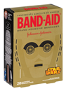 Band-Aid Adhesive Bandages Star Wars Assorted Sizes