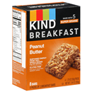 KIND Breakfast Peanut Butter Bars 4-1.8 oz Packs