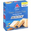 Atkins Snack Lemon Vanilla Protein Wafer Crisps 5-1.27 oz. Bars