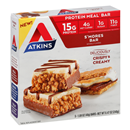 Atkins S'mores Bars 5-1.69 oz Bars