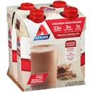 Atkins Creamy Chocolate Protein-Rich Nutrition Shake 4Pk