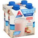 Atkins Strawberry Protein Rich Shakes 4Pk