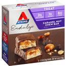 Atkins Endulge Caramel Nut Chew Treat Bars 5-1.2 oz Bars