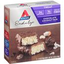 Atkins Endulge Chocolate Coconut Treat Bars 5-1.4 oz Bars