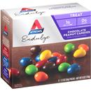 Atkins Endulge Chocolate Peanut Candies Treat 5-1.2 oz Packs