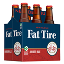 New Belgium Fat Tire Amber Ale 6 Pack