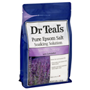 Dr. Teal's Epsom Salt Soaking Solution with Lavender