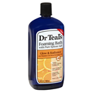 Dr Teals Foaming Bath, With Pure Epsom Salt, Glow & Radiance