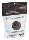 Purely Elizabeth Probiotic Granola, Grain Free, Chocolate Sea Salt + Probiotics