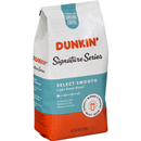 Dunkin' Signature Series Select Smooth Ground Coffee