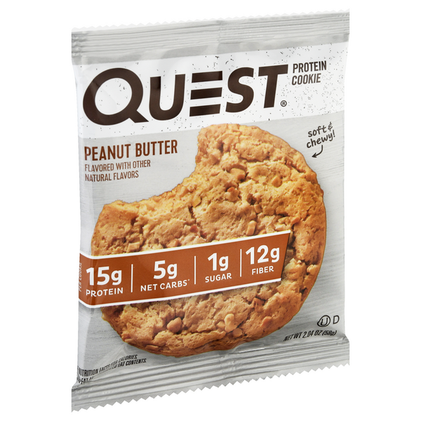 Quest Peanut Butter Cookie
